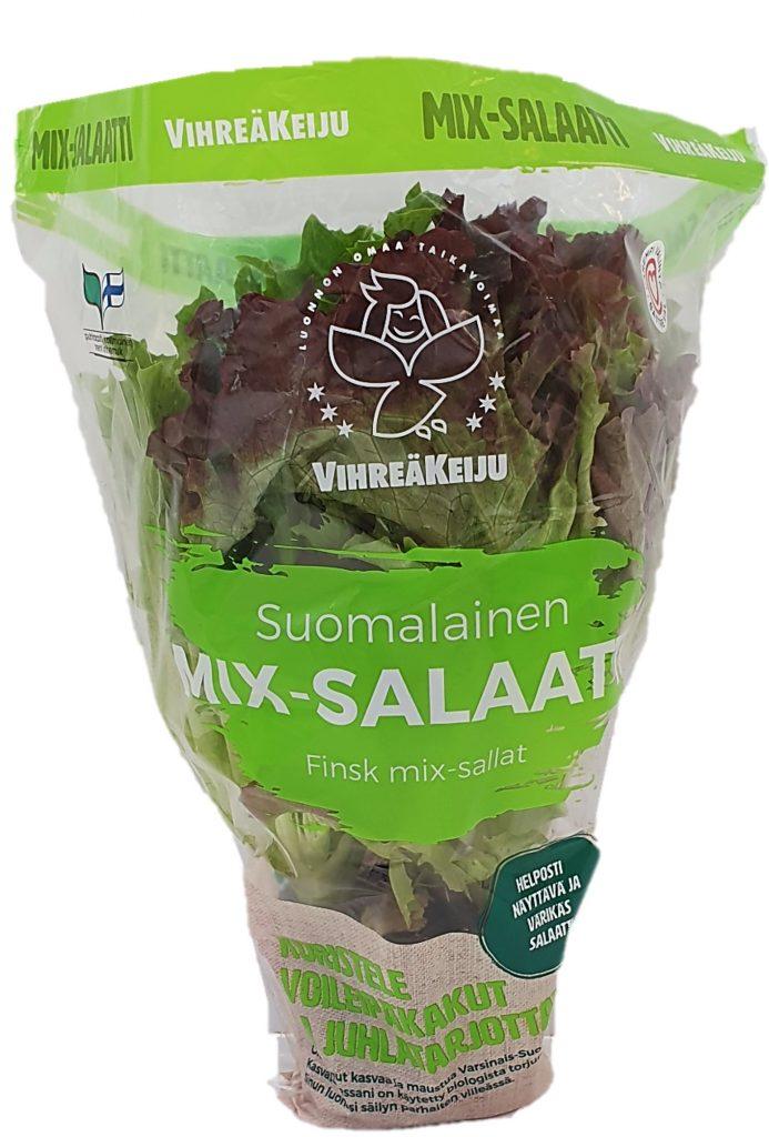 Vihreäkeiju mix-salaatti