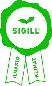 Sigill ilmaasto logo